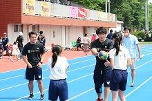 地域の小学生クラブを対象としたタグラグビー大会「第3回 関東学院カップ」を開催 -- 関東学院大学