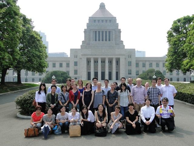 日本の法と法制度を世界へ発信する夏期短期集中プログラム「Law in Japan Program」を7月27日~8月7日に開催 -- 10カ国23人が参加 -- 明治大学