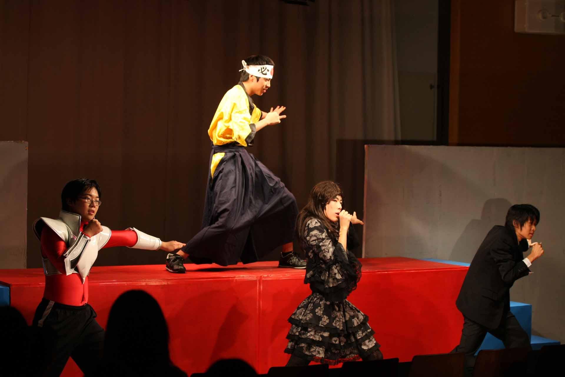 獨協高等学校演劇部が韓国の全国大会「韓国全国青少年演劇祭」に日本代表として出場