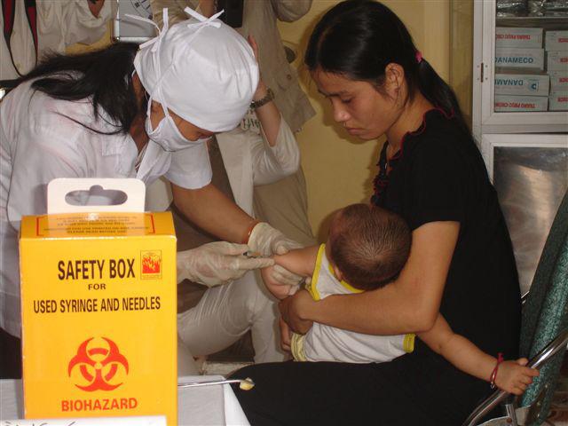 生物製剤研究所の技術が、ベトナム初の「国産麻疹ワクチン」の製造に貢献──学校法人北里研究所