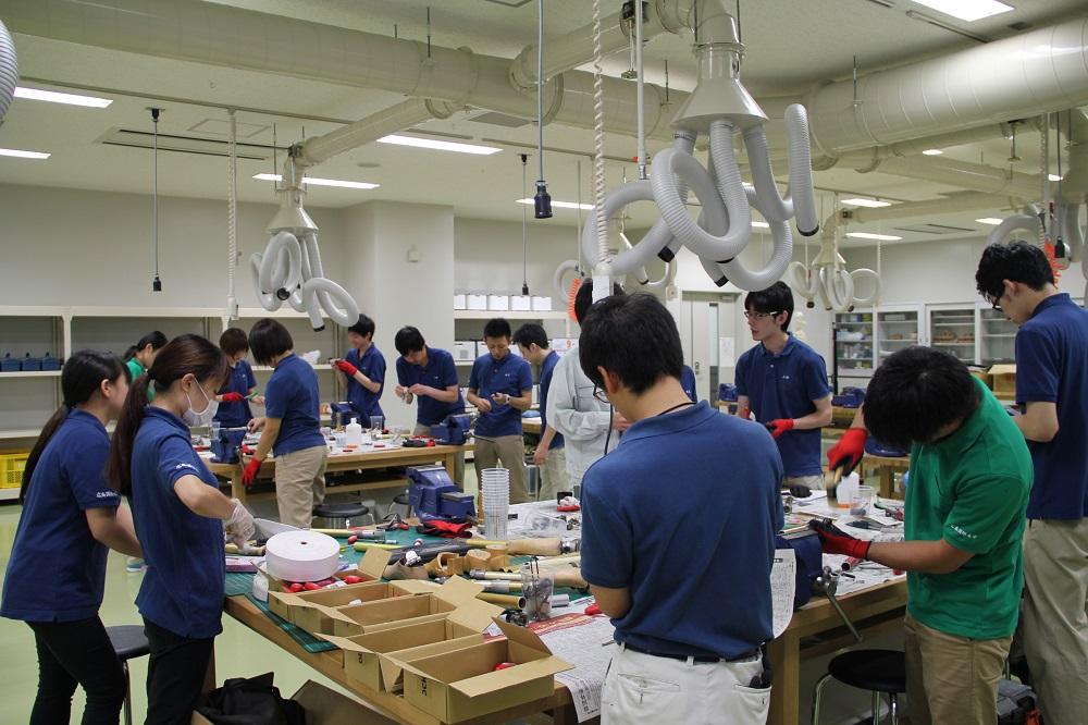 中古義肢をリサイクル、発展途上国へ -- 広島国際大学生が『義肢パーツ再生』プロジェクトを発足