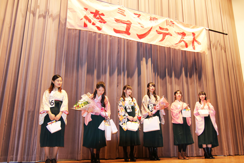 ■伝統の袴コンテストがいよいよ全国規模に! 全国から視聴・投票が可能 ■袴コンテストをオンラインで開催