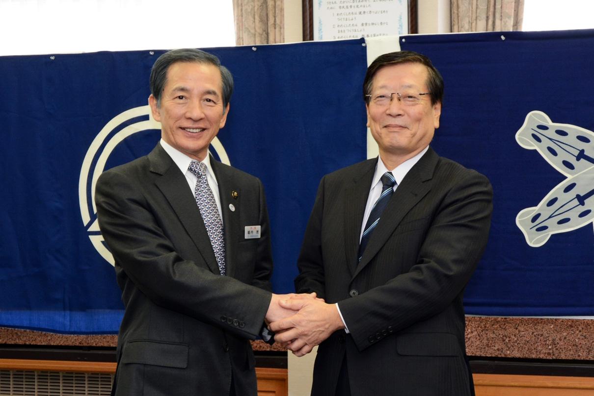昭和大学が富士吉田市と「包括的連携協力に関する協定」を締結