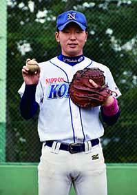 日本工業大学硬式野球部の西田勇介捕手がドラフト指名を受ける