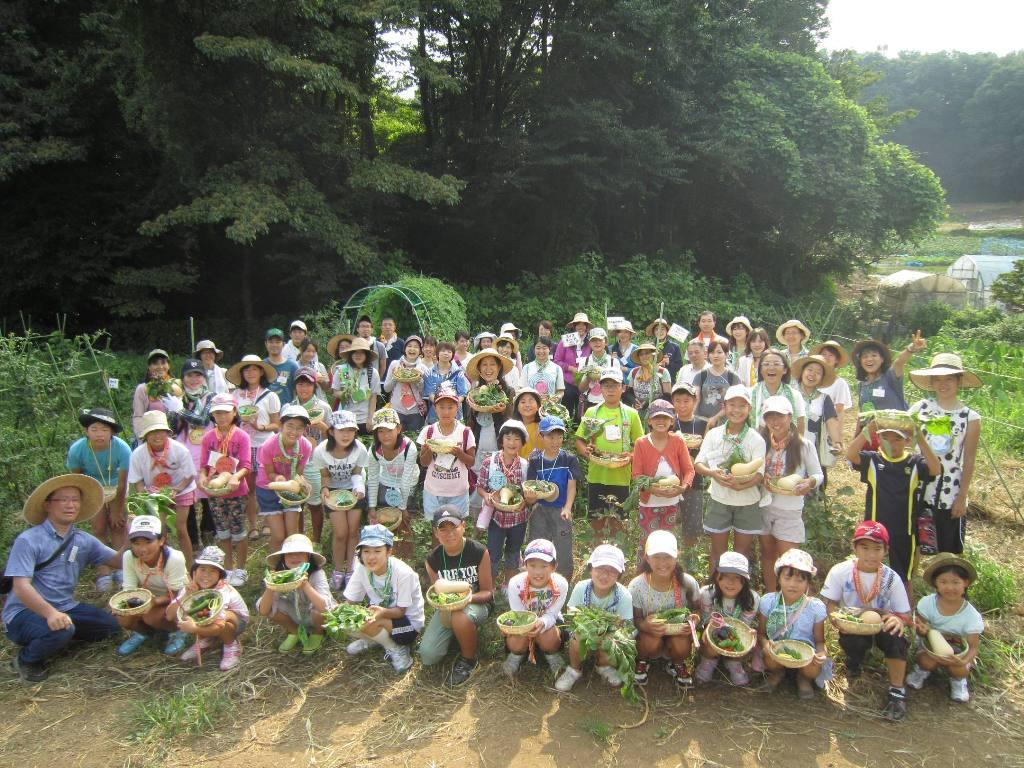恵泉女学園大学が第3回「福島キッズリフレッシュ&エコキャンプ@恵泉」を実施 -- 福島と東京の子どもたちの交流の場を学生らが支援