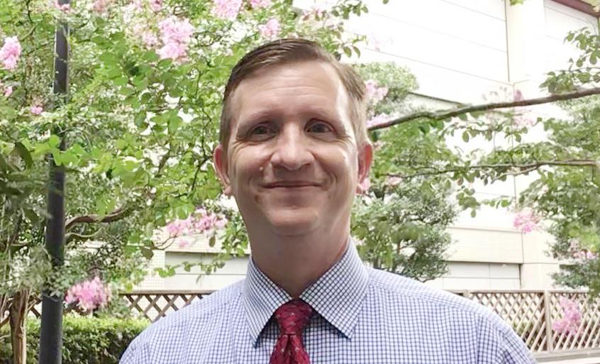 テンプル大学ジャパンキャンパス新学長マシュー・ウィルソンが着任