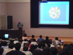 東洋大学が、ノーベル賞受賞者と若手研究者が語らう国際セミナーを開催