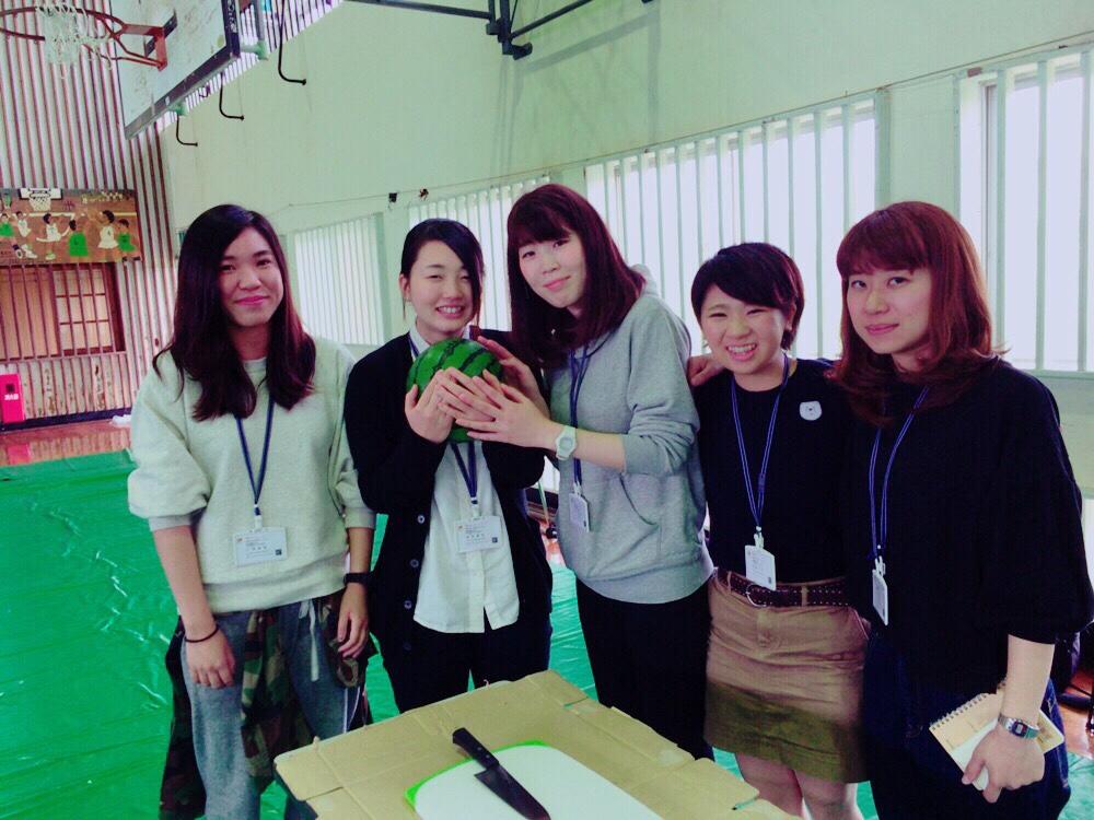 東京農業大学の学生5人が「沖縄今帰仁村大学生アンバサダープロジェクト」に参加