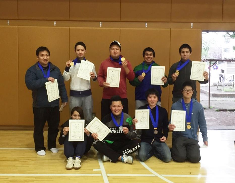 第28回東京都春季ベンチプレス選手権大会において個人6階級制覇、団体第1位を受賞 -- 帝京平成大学