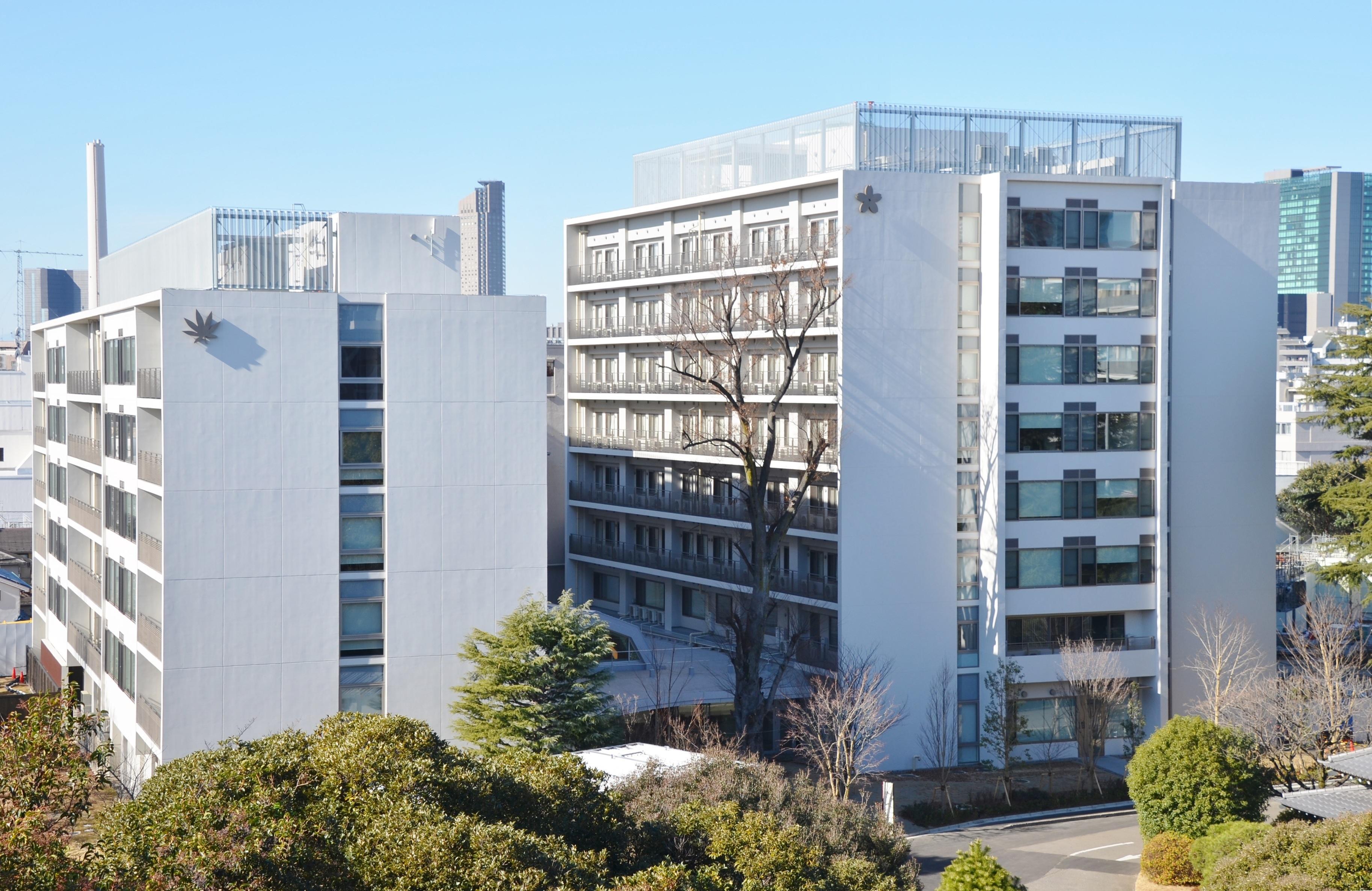 聖心女子大学の新学寮棟が完成 -- 国際寮としても機能、これからのグローバル社会に適応できる人材を育成