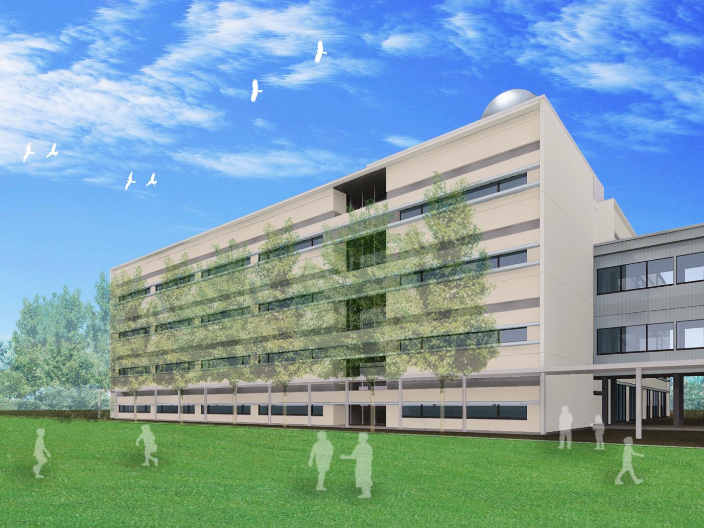 【武蔵学園百周年記念事業】武蔵高等学校中学校「理科・特別教室棟」の建設開始~Liberal Arts & Sciences教育の更なる充実を目指して