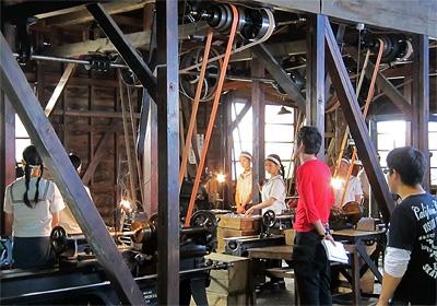 日本工業大学の工業技術博物館がNHKの朝ドラに協力・登場