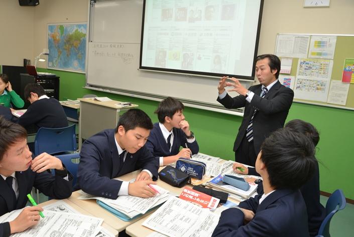 【玉川学園で主権者教育】7月5日・6日参議院選にともなう「模擬選挙」を実施 -- 9・12年生の社会科・公民科の授業を公開