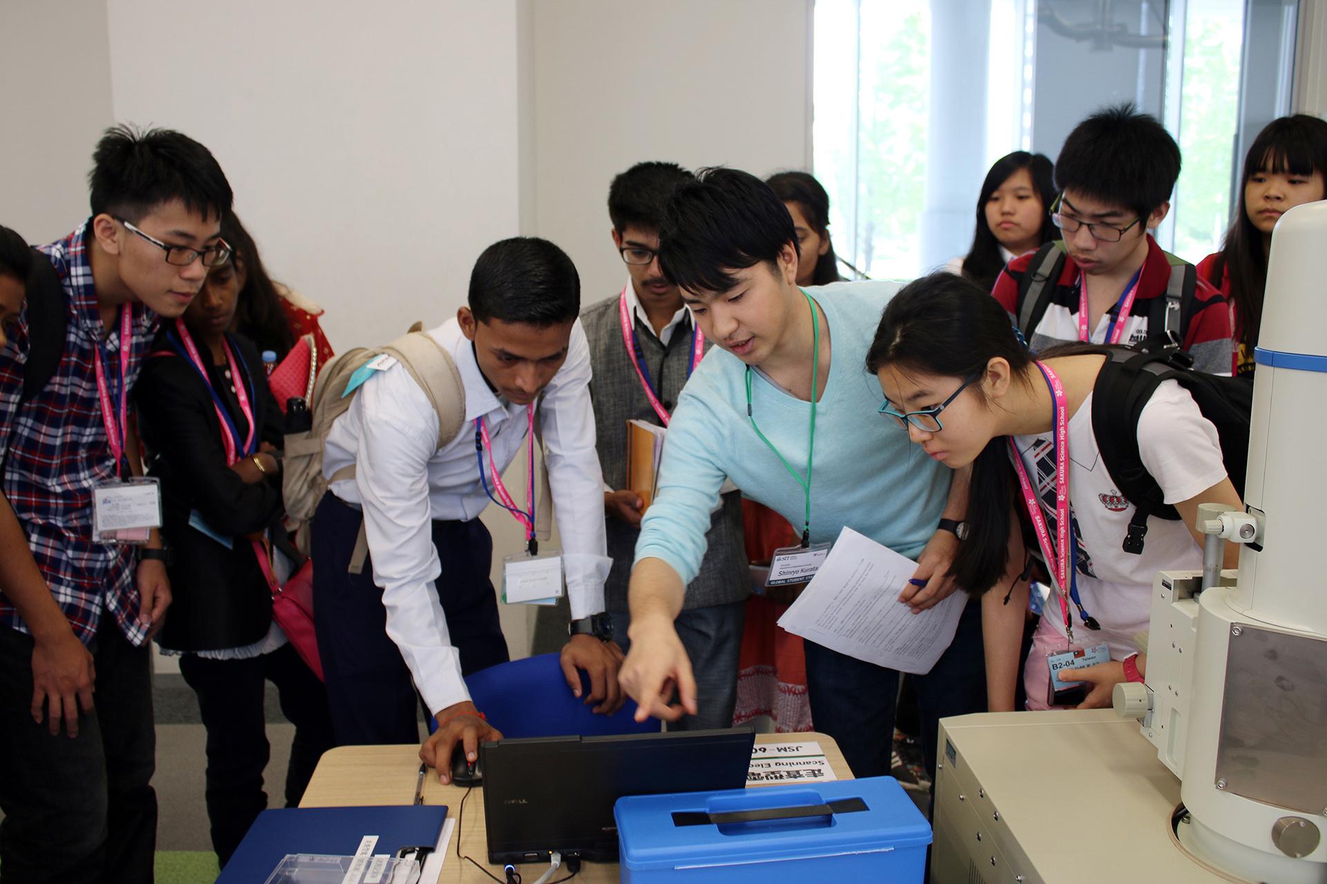 芝浦工業大学 -- 日本人と留学生がチーム結成、国際交流をサポートする学生スタッフ制度を新設