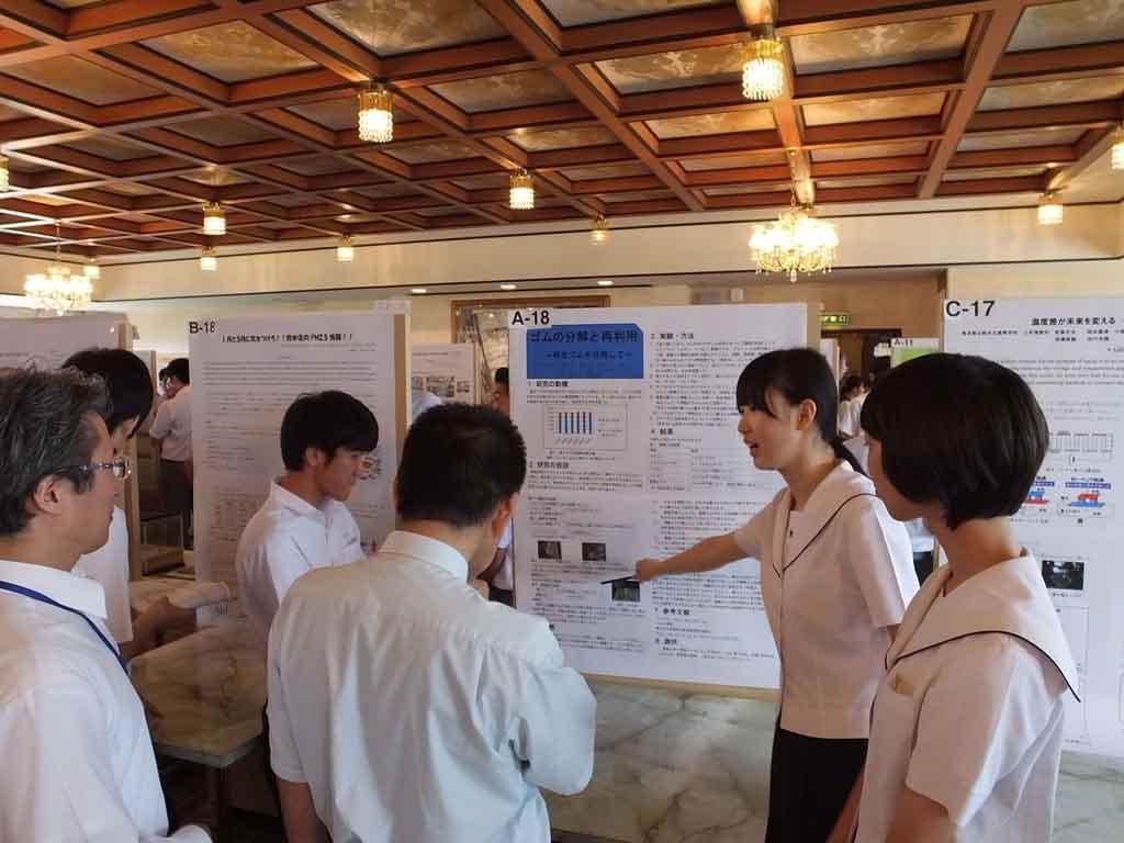 崇城大学が7月31日に「サイエンスインターハイ@SOJO」および「公開セミナー」を開催