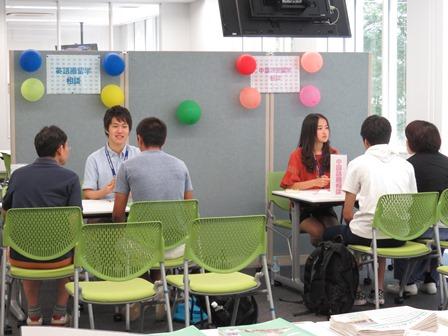 杏林大学2016オープンキャンパス開催報告