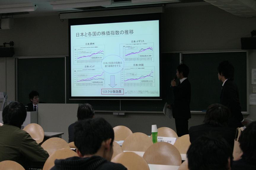 「ゼミの武蔵」健在! 12月5日(土)にゼミナール連合会主催の「2009ゼミ大会-未来へ繋がるゼミ大会-」を開催──武蔵大学