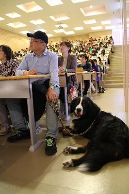 動物愛護精神とともに「健康寿命」を考える~公開講座およびドッグ・ウォーキングフェスティバルを開催~ヤマザキ学園大学