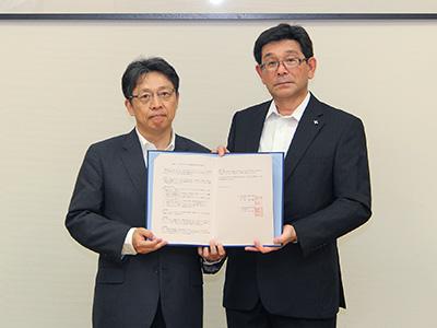 日本工業大学が6県目となる「U・Iターン就職促進に関する協定」を福島県と締結