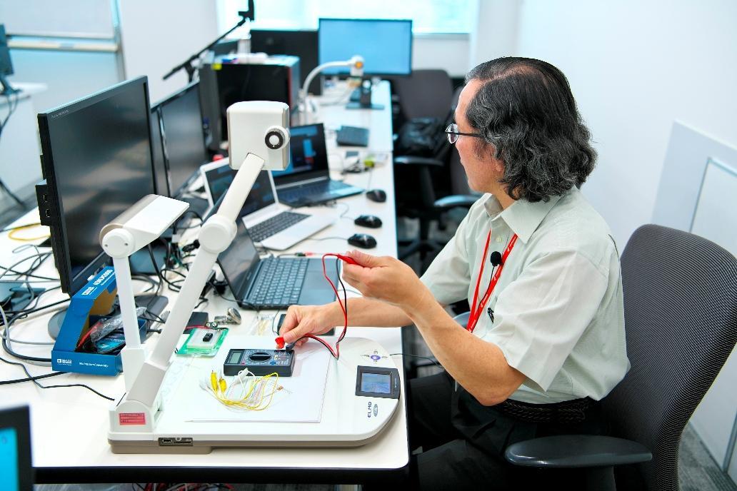 北海道科学大学は全学部で遠隔授業を実施しています