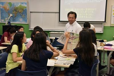 10/17(火)・18(水)・19(木)玉川学園で主権者教育  衆議院選にともなう「模擬選挙」を実施!― 10/17・19は9・12年生の社会科・公民科の授業を公開 ―