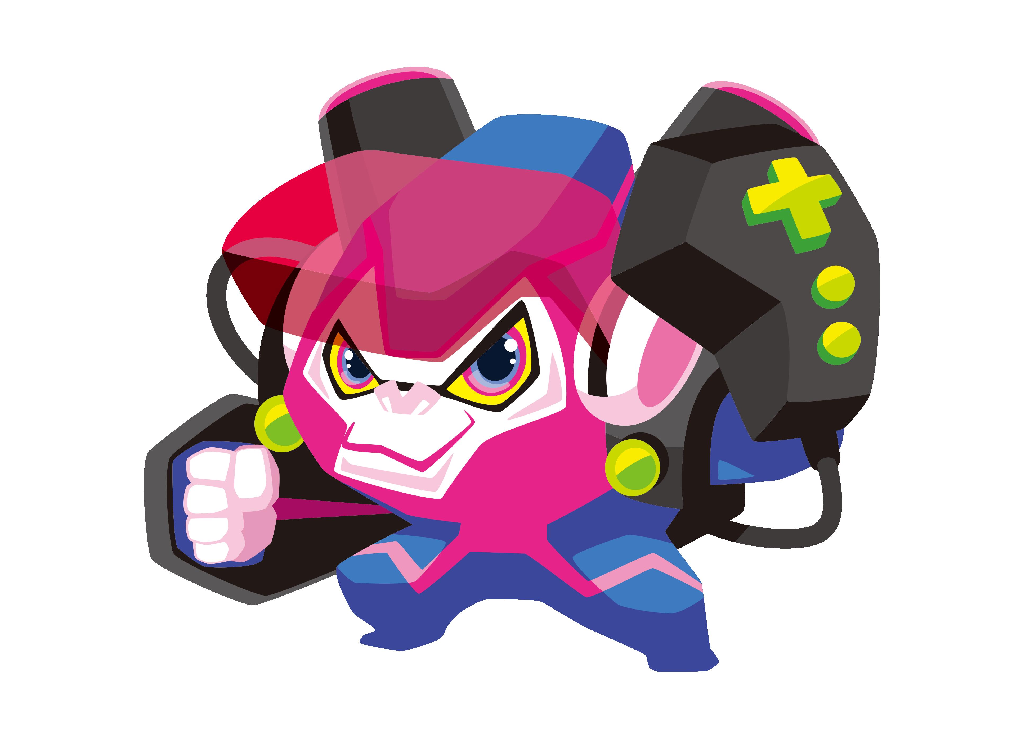 esports projectマスコットキャラクター「イースラ」が誕生!&新ゲームタイトルを追加 -- 大阪電気通信大学