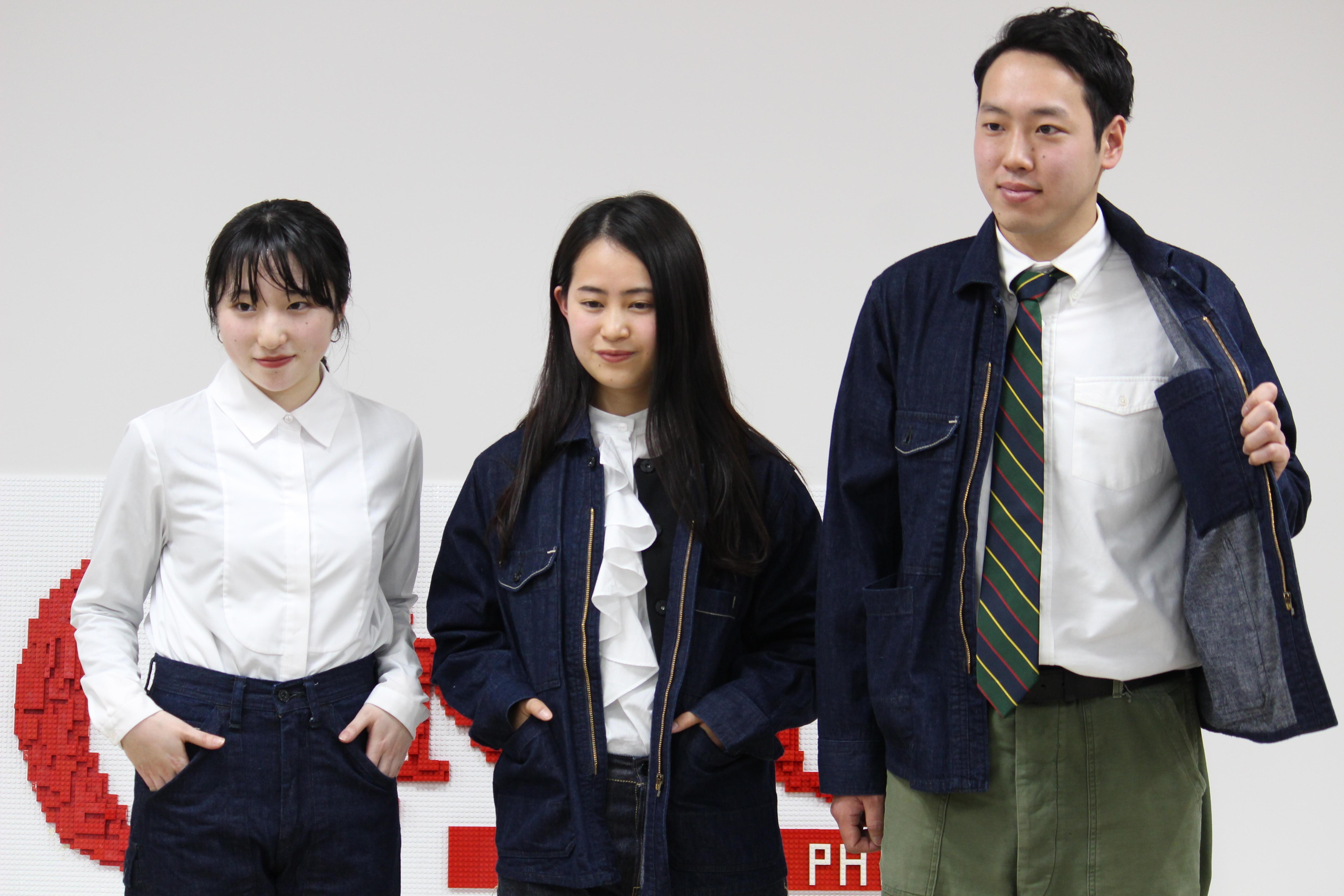 共立女子大学 家政学部 被服学科の学生が日本最古の国産デニムブランドおよび東京農業大学とコラボレーション -- 産学連携・大学間連携で農業活性化に向けた新たな農作業ウェアを開発 --