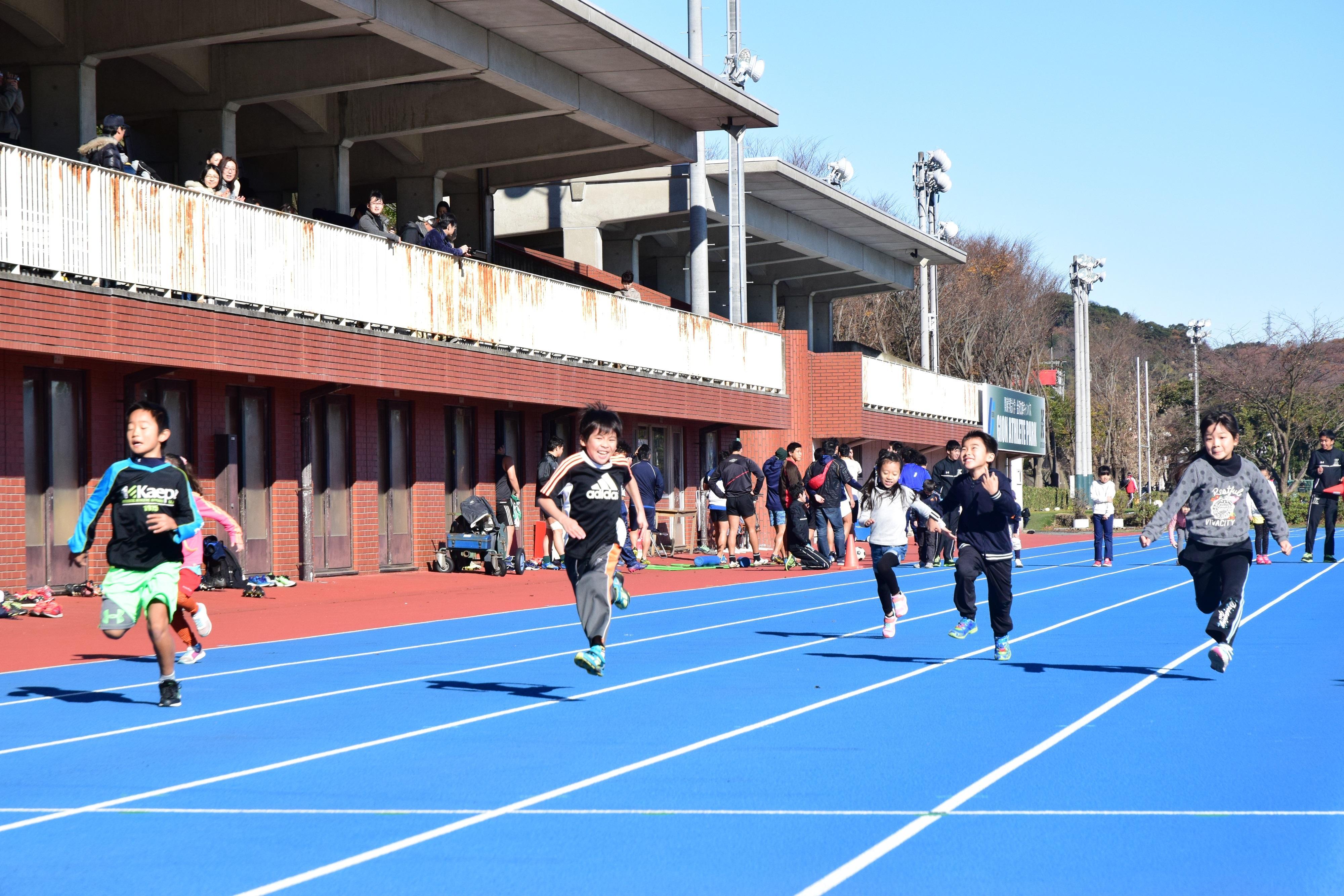 速く走り、長く走る基礎はここから!!12月7日、「走り方教室」を開催します。 -- 関東学院大学