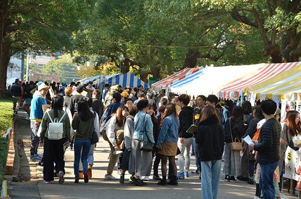 千葉商科大学学園祭「第69回瑞穂祭」開催 今年のテーマは「祭飾兼陽(さいしょくけんび)」