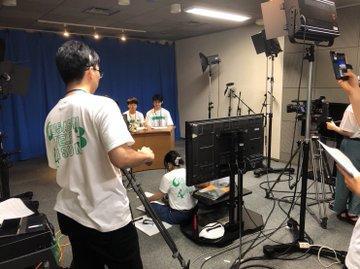 「ムサシテレビ」で学生が映像制作、大学紹介などを高校生や新入生らに向けて配信 -- 武蔵大学