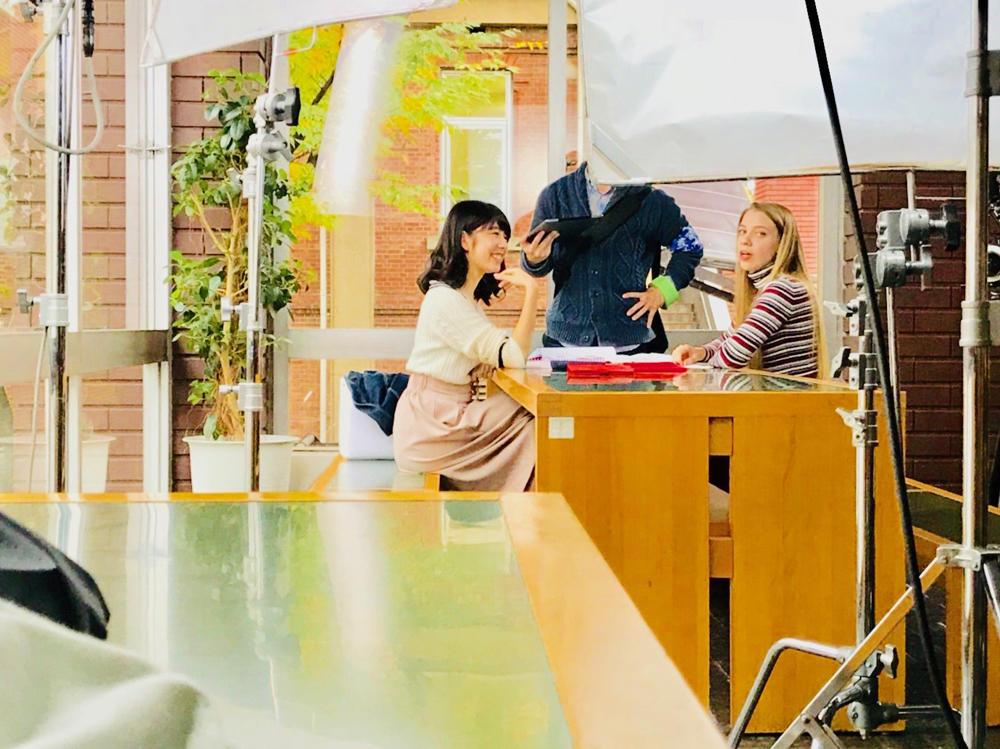 学習院女子大学のプロモーション動画を制作 -- 自分を変えたい女子が大学に入ってからの変化を描くショートドラマ