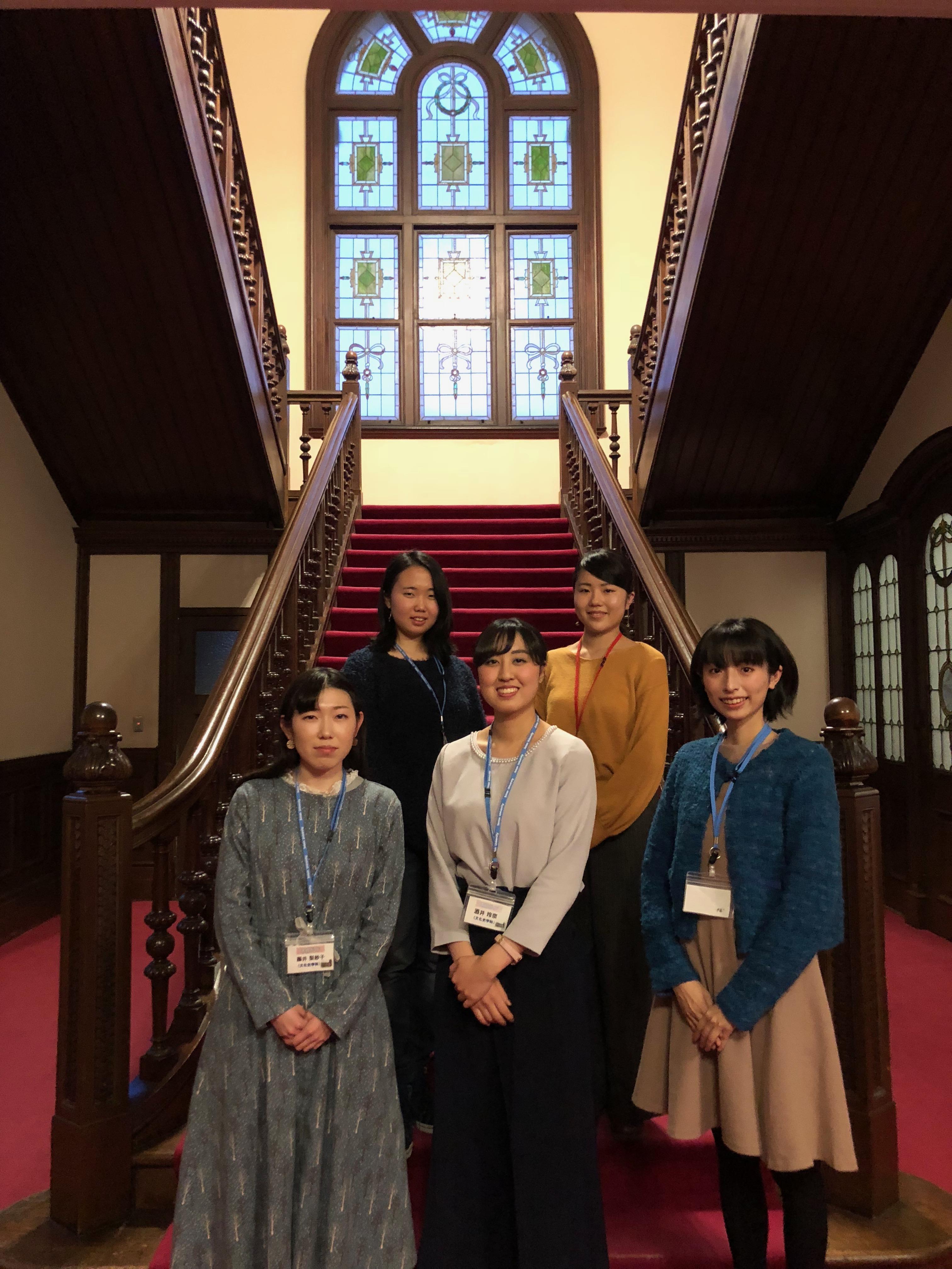 学生が案内 有形文化財・旧島津公爵邸のバーチャルツアー動画を公開 -- 清泉女子大学