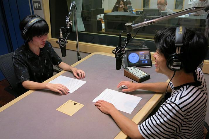 江戸川大学の学生が制作したNTT東日本のラジオCMがbayfmでオンエアー中 -- 大学生CMコンテスト最優秀賞受賞作品