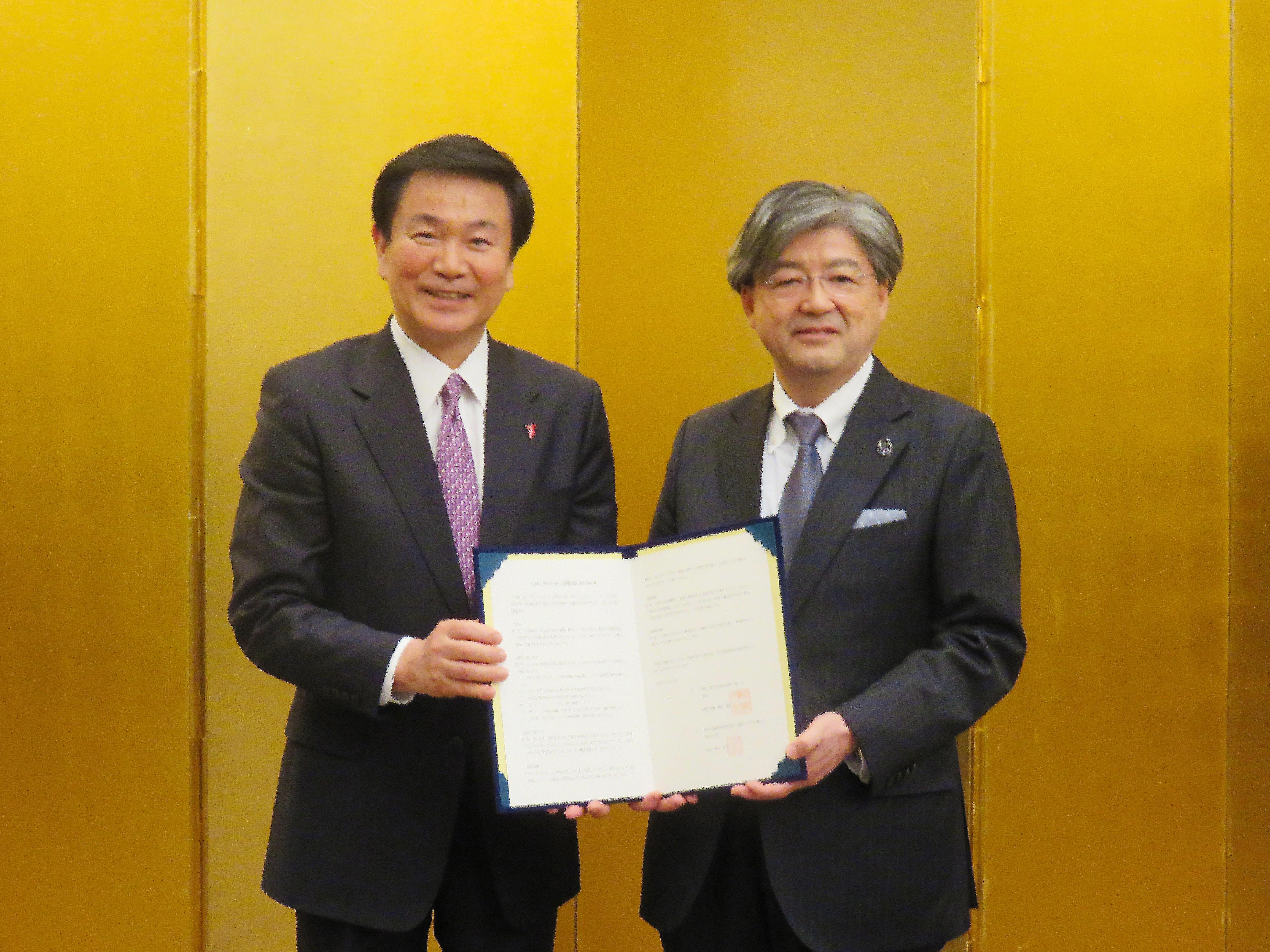 神奈川大学が千葉県と学生UIJターン就職支援に関する協定を締結!