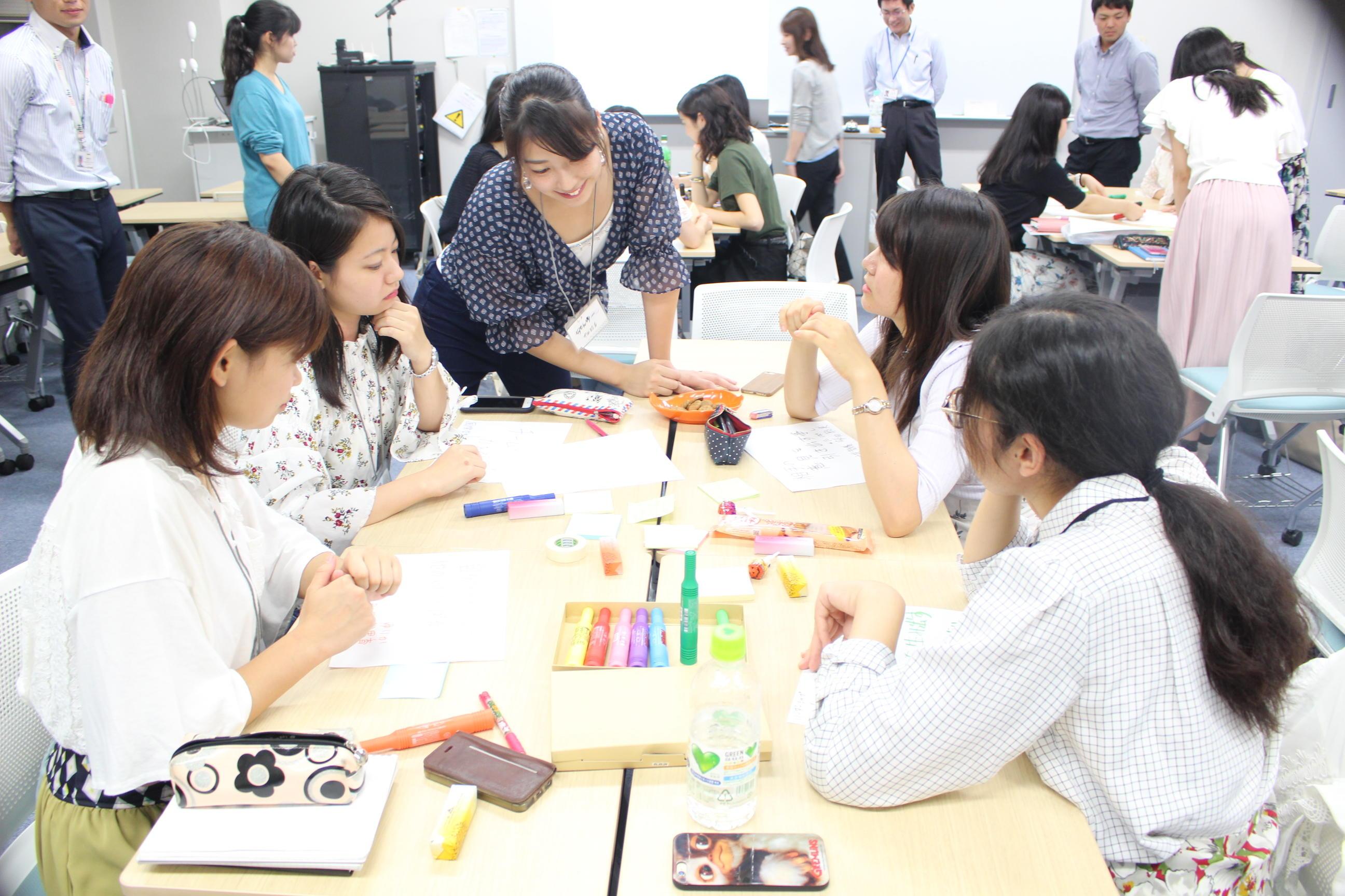 共立女子大学・共立女子短期大学で「リーダーシップ開発講座」を実施 ~ 一人ひとりの持ち味を活かしたリーダーシップのあり方に気づくためのプロジェクト ~