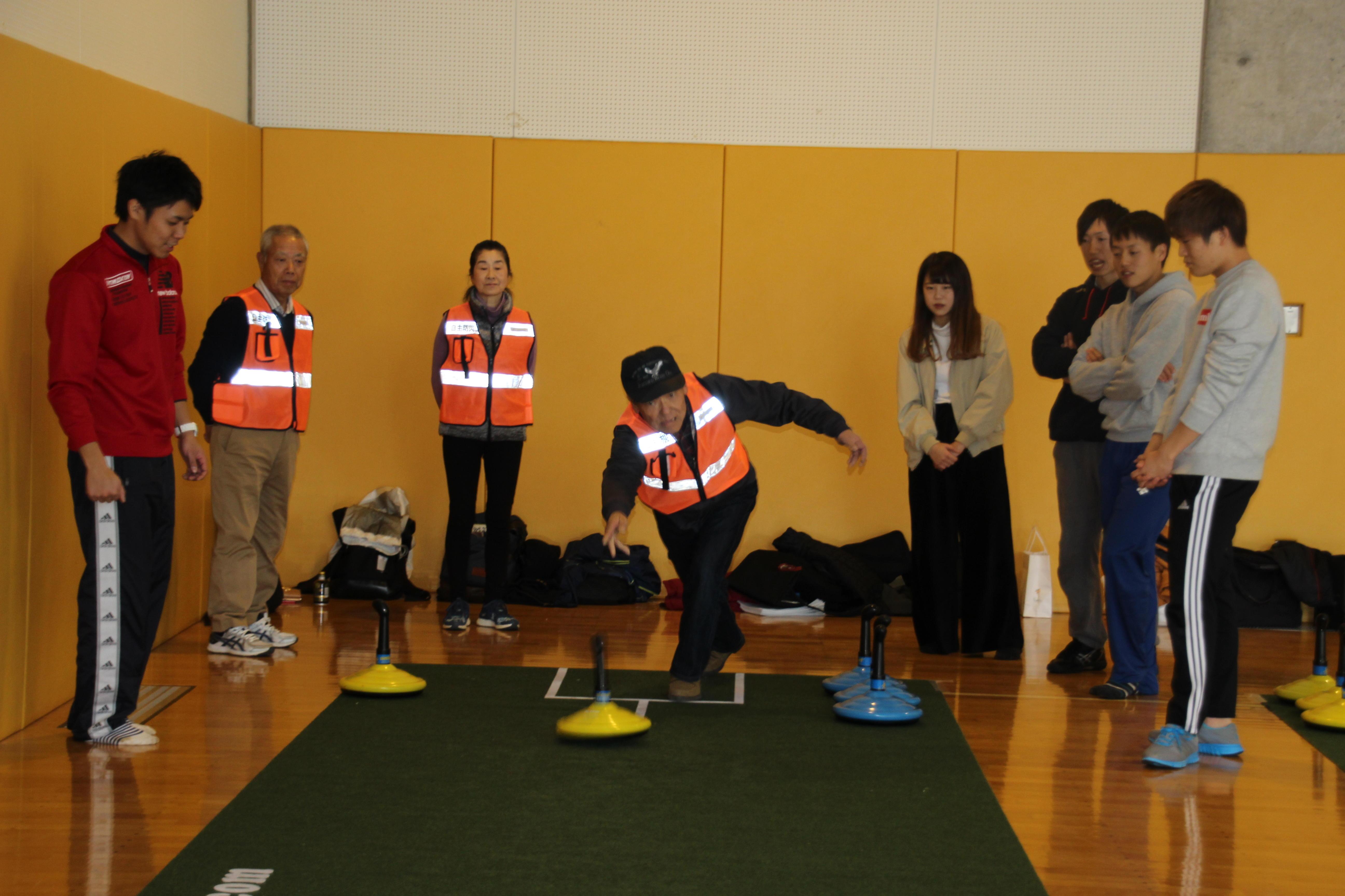 岐阜聖徳学園大学が岐阜市柳津町高桑自治会との合同防災訓練を実施 -- 地域の現状を把握するため、住民らとの意見交換会も