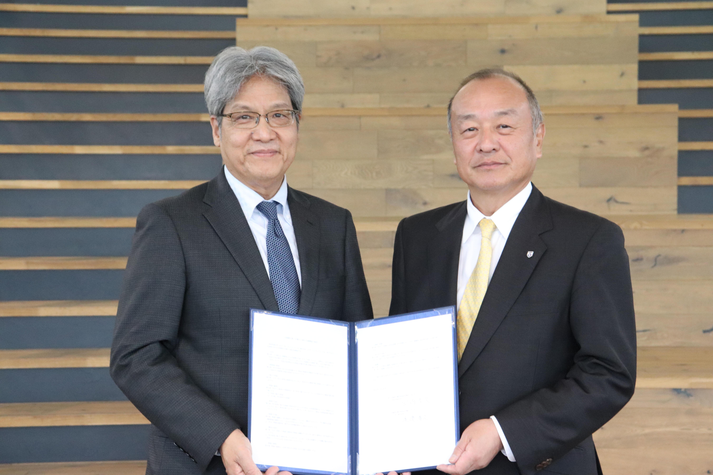 「大規模災害への備えに関する連携協力協定」締結について