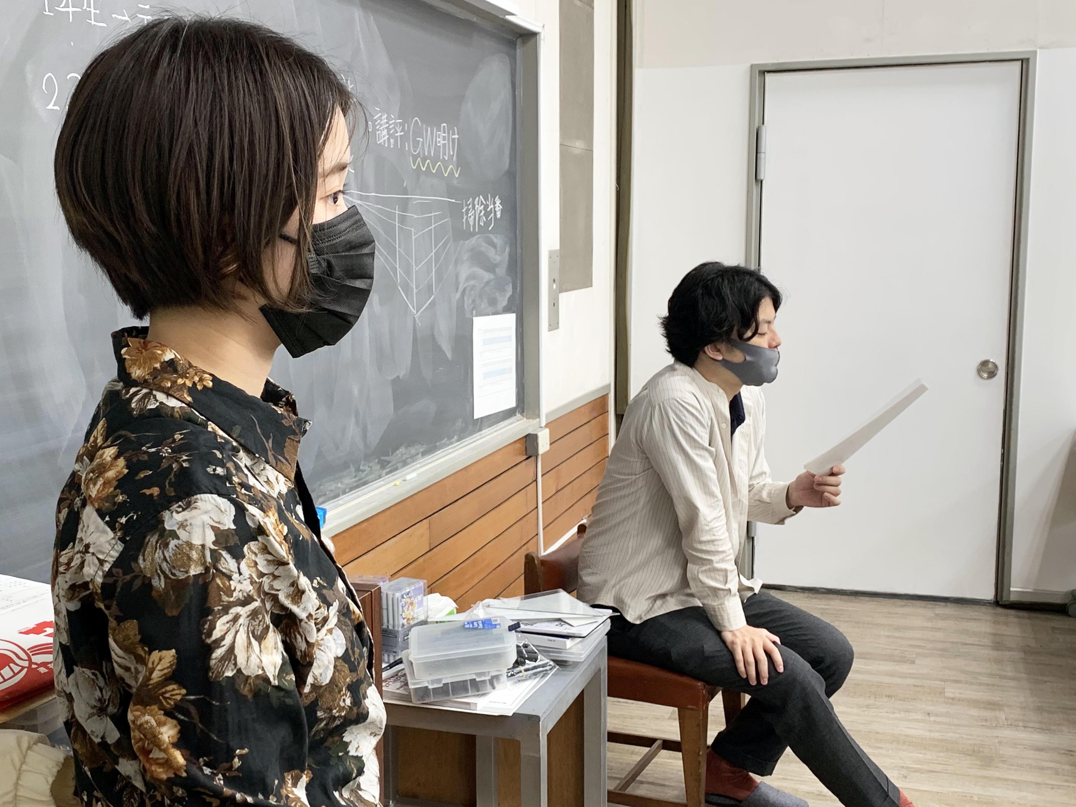 武蔵野学芸専門学校高等課程で少年サンデー編集部と漫画家の茂木ヨモギ氏による特別授業を実施 -- 「漫画を描く上で大切なこと」をテーマとした産学連携プロジェクト