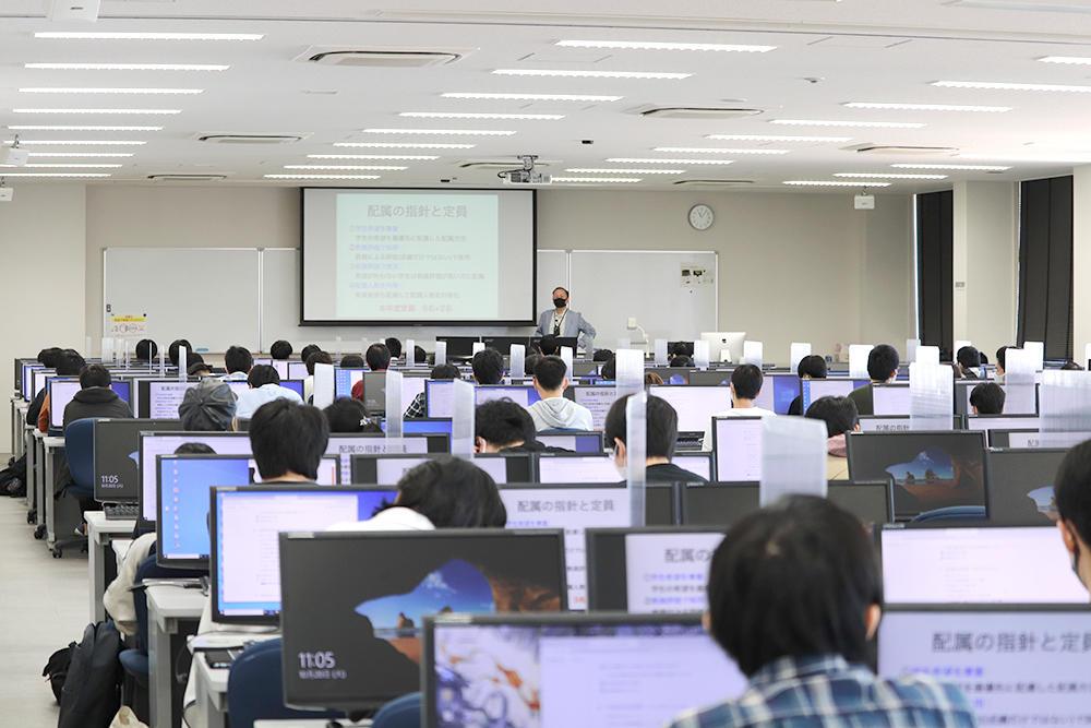 通信工学科が卒業研究室配属を安定マッチングアルゴリズムを利用し実施 -- 大阪電気通信大学