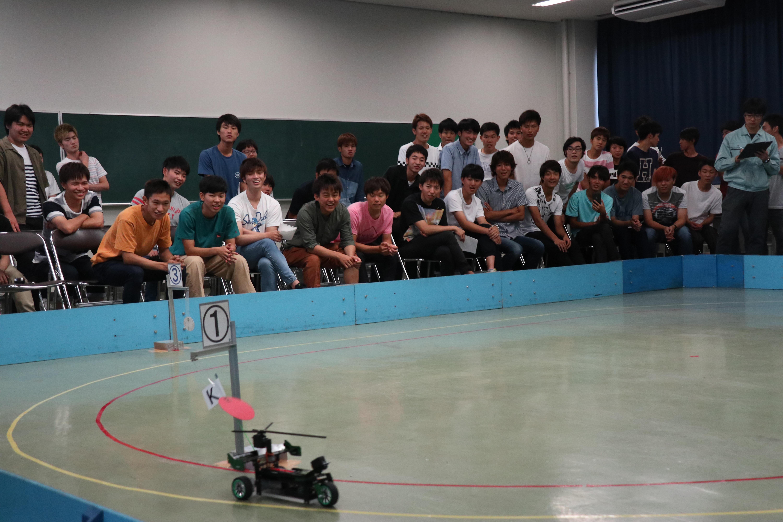 崇城大学が8月2日に「学長杯ロボットコンテスト」を開催 -- 機械工学科の1年生95名がものづくりの面白さ・難しさを体感!
