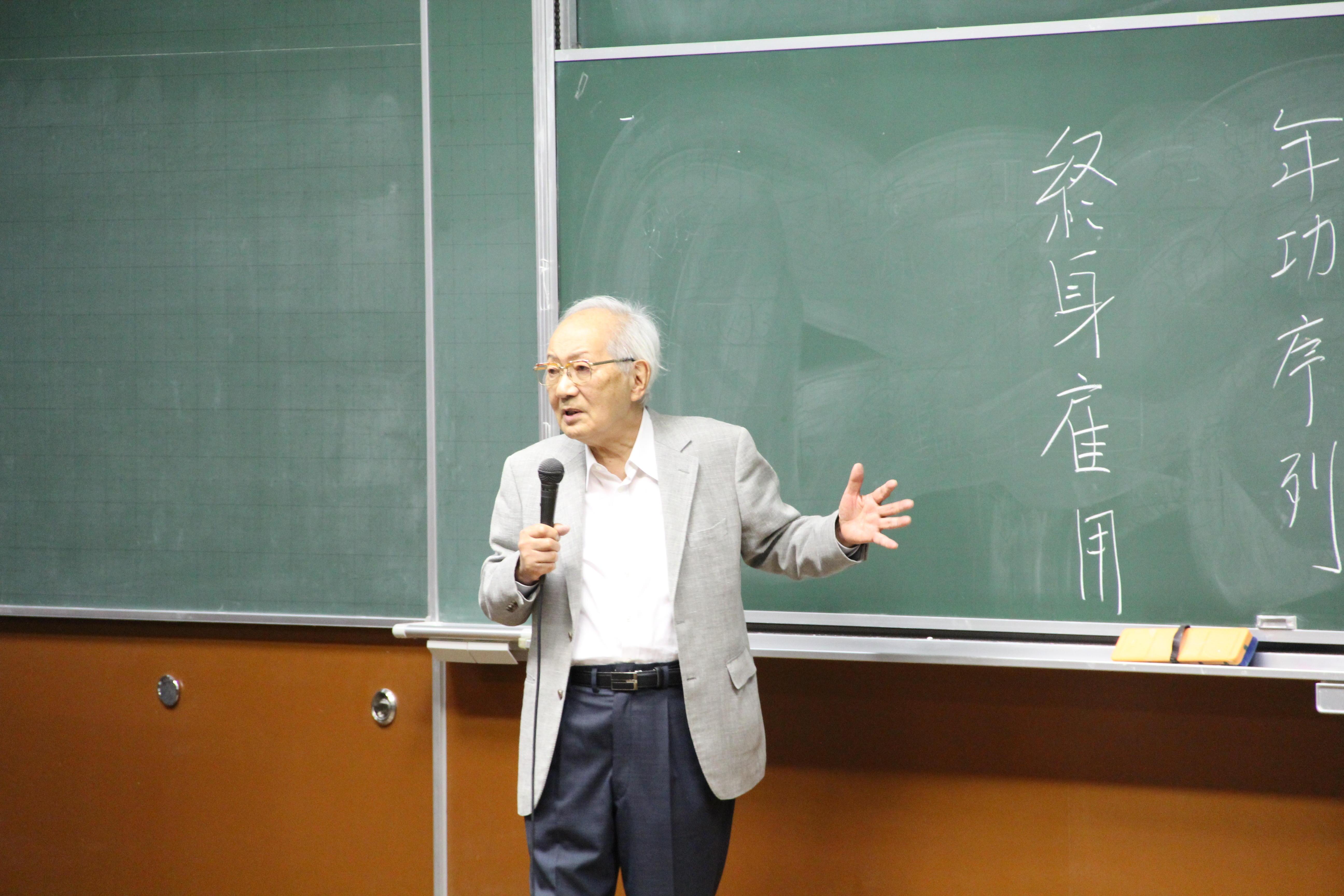 敬愛大学の建学の精神を伝える科目「敬天愛人講座」-- 敬天愛人の教えを実践する「敬愛プログラム」も開講