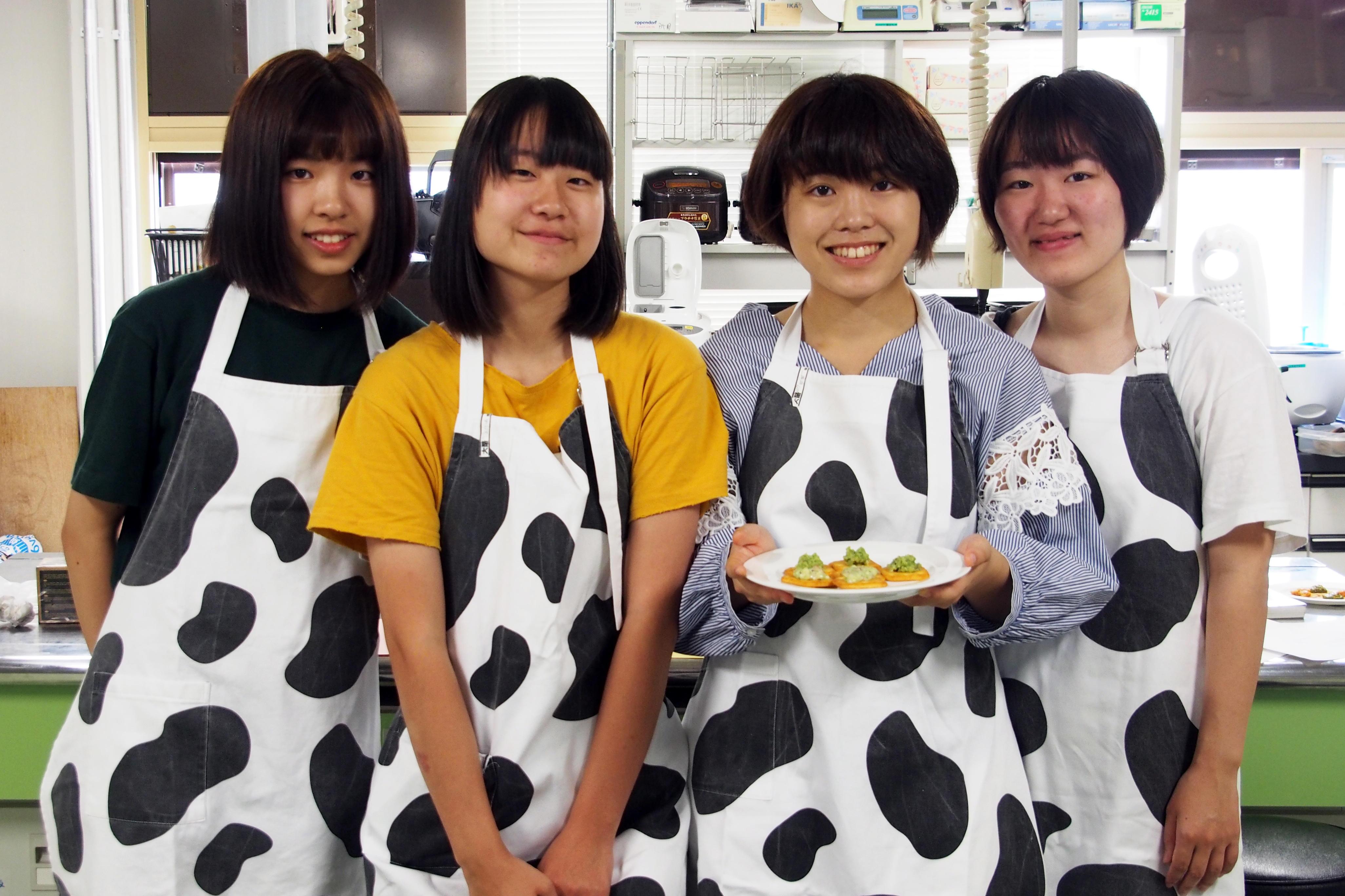 酪農学園大学が8月25日の「まるごと江別2018」に江別産ブロッコリーを使った食べるドレッシングを出展 -- 飲食ブースではマーケティング研究室で考案したメニューの販売も