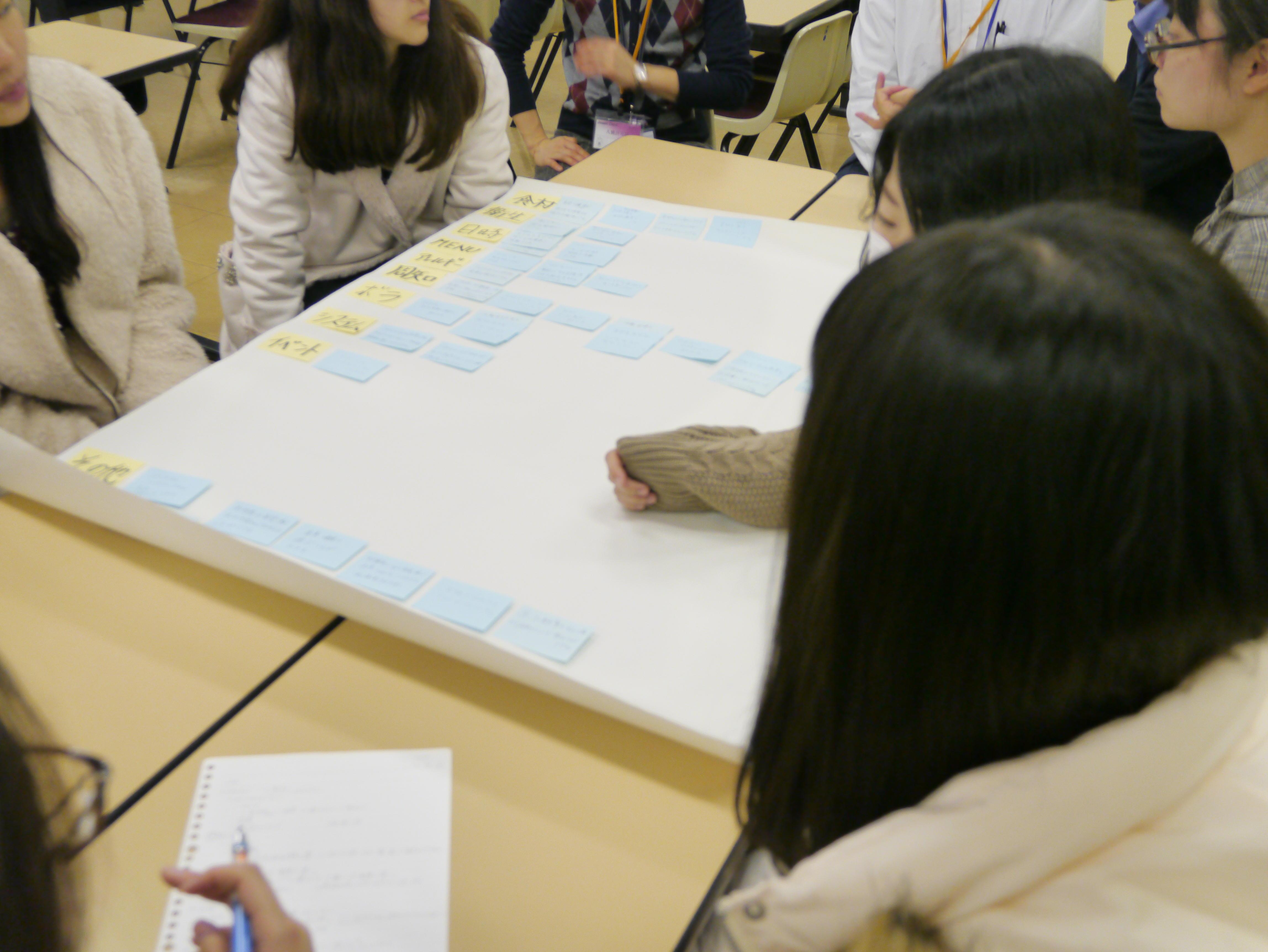 川村学園女子大学 我孫子市の子ども食堂の課題解決に取り組みました!