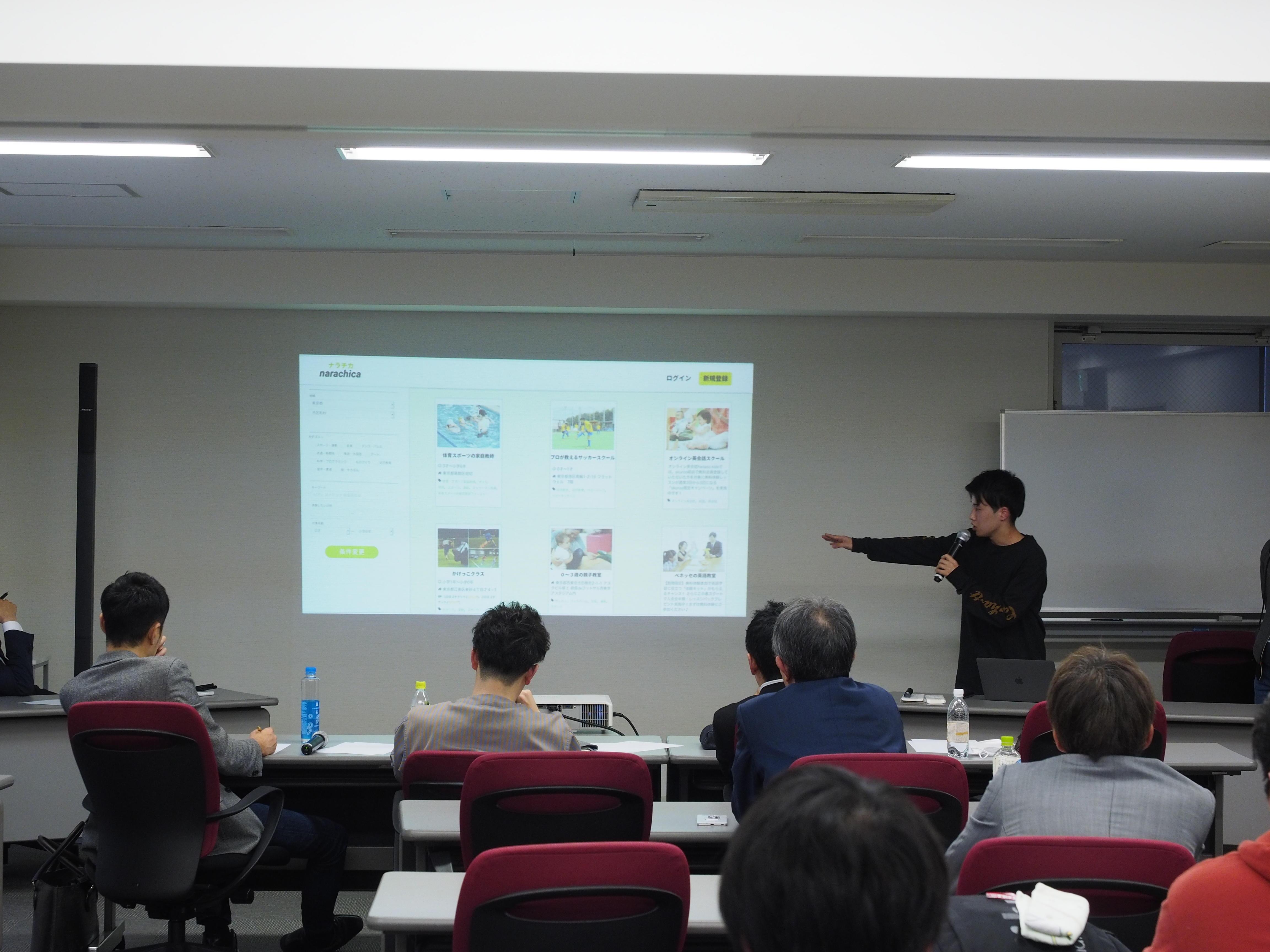 コンピュータサイエンス学部プロジェクト実習 最終発表会レポート -- 東京工科大学
