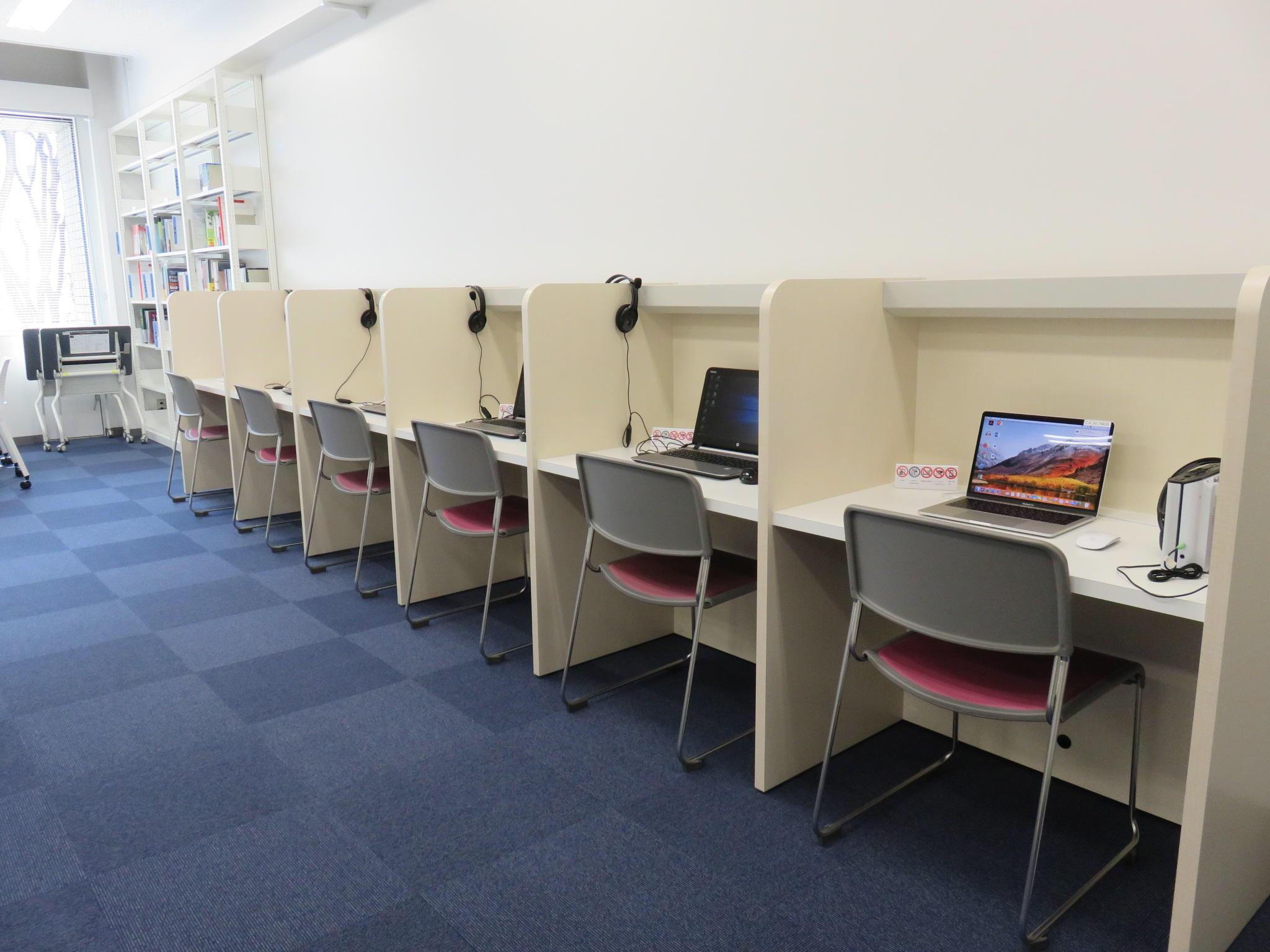 大妻女子大学が千代田キャンパスの「英語教育研究所」を移転オープン -- 自習室を併設し、5月からは学習相談も実施