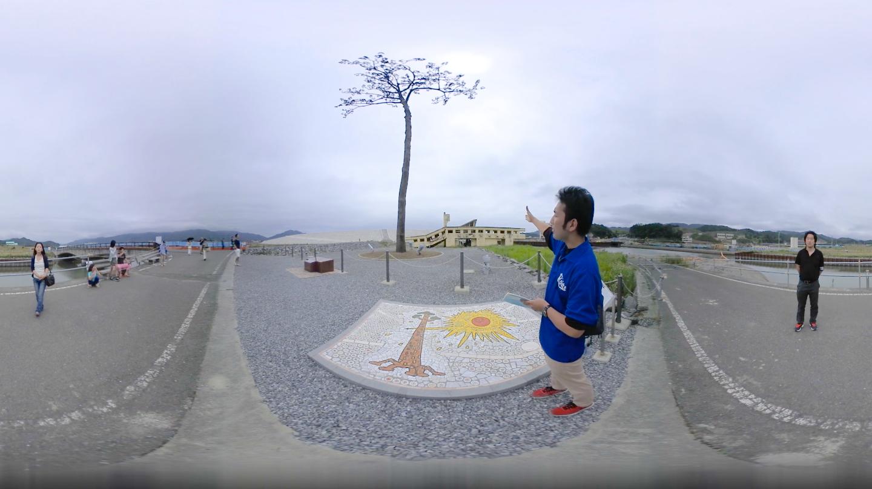 青山祭で ''被災地の今'' をVR体験~青山学院大の学生ボランティア団体とTOHOKU360がVR動画を出展