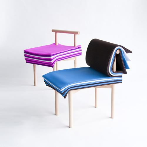 本学教員がデザインした椅子の製品化に向けたプロジェクトがスタート
