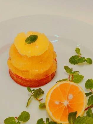 「近大柑橘」使用の特別メニューを販売 4/10からカフェ ラ・ポーズ ルクア大阪店などで販売開始