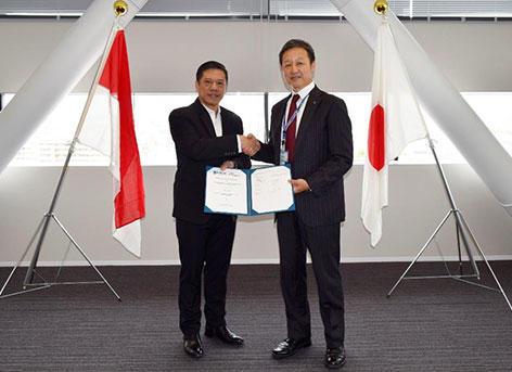 ウナギ養殖技術の確立をめざし、インドネシア企業「PT SURI TANI PEMUKA」とMOUを締結