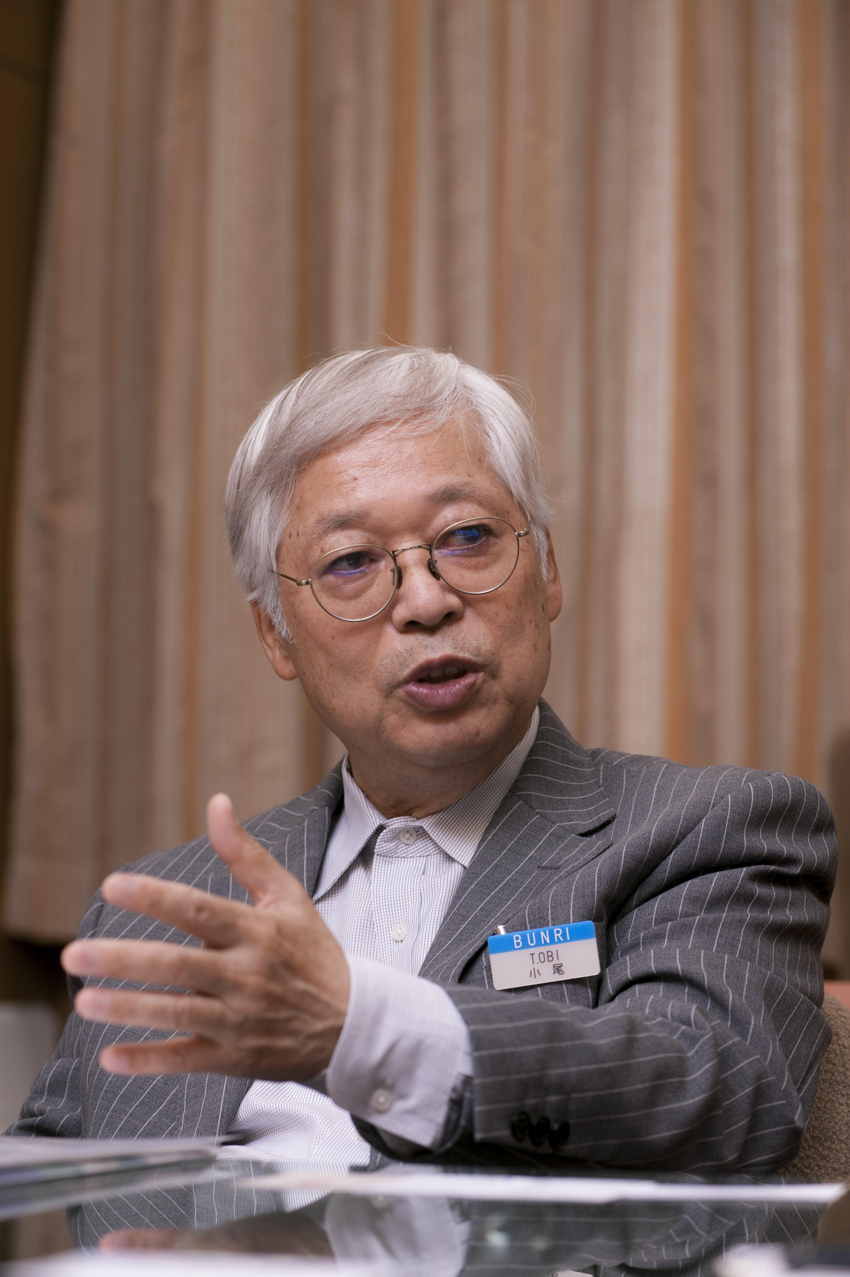 小尾敏夫学長が「世界で最も電子政府に影響力のある100人」に選ばれました。